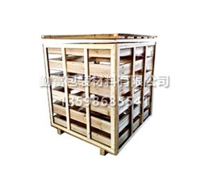 花格框架箱